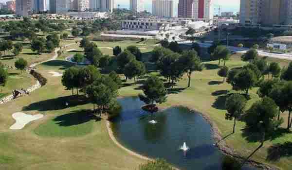 Las Rejas Golf, Benidorm